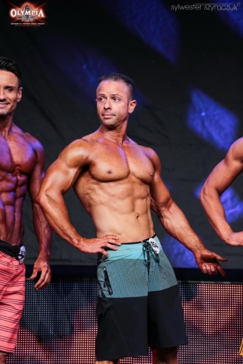 Olympia Amateur Prague 2015